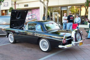 1956_Ford_Thunderbird_Black
