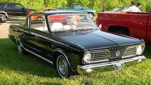 1966_Plymouth_Barracuda